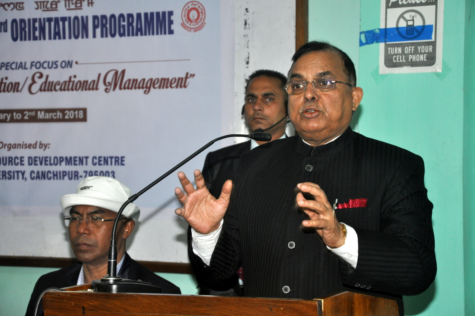 Inauguration of 33rd UGC Orientation Programme