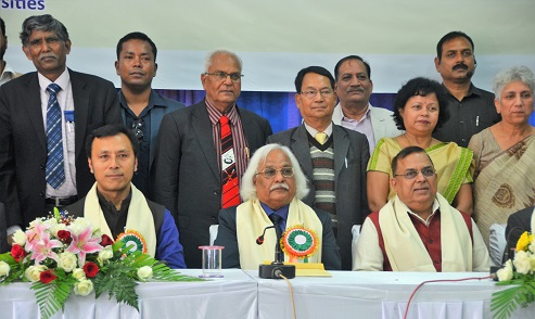 Manipur University host East Zone Vice-Chancellors Meet